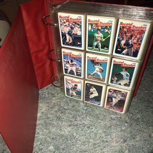 Topps 88 Set in Mint Condition.  Plus Bonus Cards.
